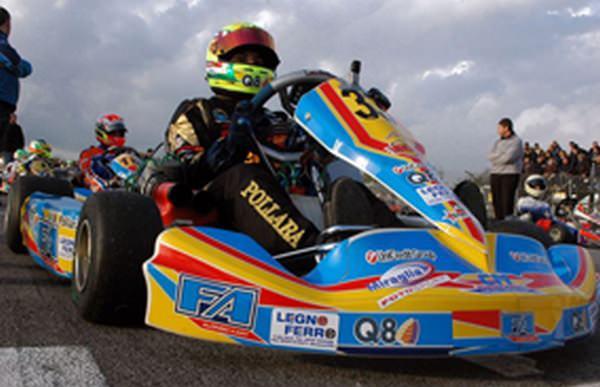 Circuito Karting : Circuito kart triscina