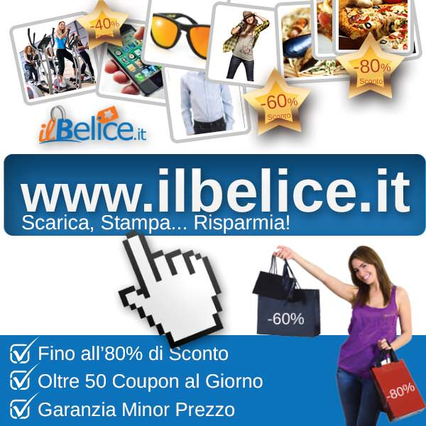 coupon il belice
